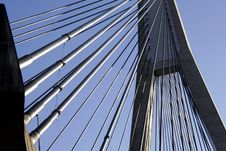Free Anzac Bridge Royalty Free Stock Image - 1131396