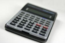 Free Calculator Royalty Free Stock Photos - 1131488