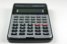 Free Calculator Stock Image - 1131491