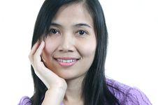 Free She Smile 14 Royalty Free Stock Photos - 1131778