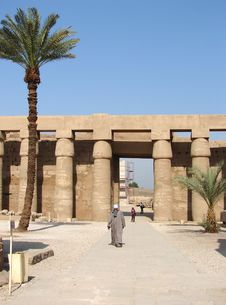 Free Luxor Stock Images - 1133044
