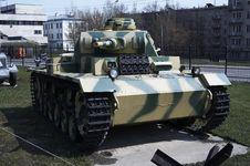 Free The Medium Tank (Germany) Royalty Free Stock Photos - 1133568
