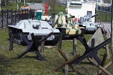 Free The Tanks Stock Photo - 1134030