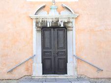Church Portal Royalty Free Stock Photos