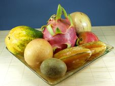 Free Exotic Fruit Stock Photography - 1134102