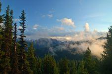 Free Mountain Views Stock Image - 1134621