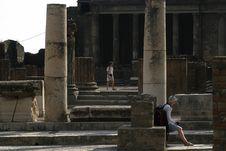 Free Ancient Pompeii Stock Photo - 1134920