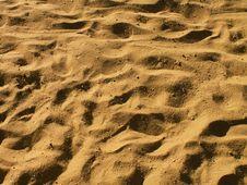 Free Beach Texture Royalty Free Stock Photo - 1138525