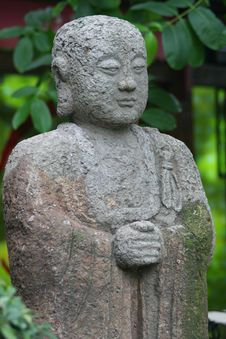Free Asian Statue Royalty Free Stock Images - 1138679