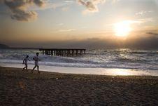 Free Sea, Beach, Sky, Horizon Stock Photography - 113058272