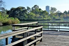 Free Water, Dock, Tree, Boardwalk Royalty Free Stock Photos - 113062098