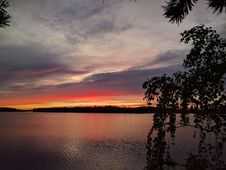 Free Sky, Nature, Reflection, Sunset Stock Photo - 113063440