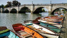Free Waterway, Water Transportation, Water, Bridge Royalty Free Stock Photos - 113066078