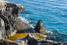 Free Sea, Coast, Rock, Body Of Water Stock Image - 113066251