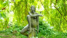 Free Statue, Sculpture, Tree, Garden Royalty Free Stock Photos - 113067158
