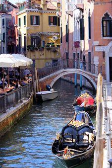Free Waterway, Canal, Water Transportation, Gondola Stock Photo - 113068570
