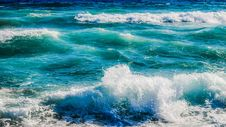 Free Sea, Wave, Water, Wind Wave Stock Photography - 113069102