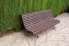 Free Bench Royalty Free Stock Image - 11315696