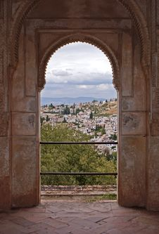 Free Alhambra Royalty Free Stock Images - 11315839