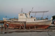 Free Boat, Water Transportation, Watercraft, Fishing Vessel Royalty Free Stock Photo - 113147795