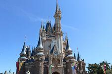 Free Walt Disney World, Landmark, Spire, Amusement Park Stock Images - 113151774