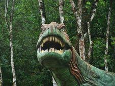Free Dinosaur, Tyrannosaurus, Tree, Forest Royalty Free Stock Photos - 113151778