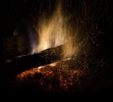 Free Flame, Fire, Heat, Darkness Royalty Free Stock Photography - 113152837