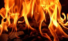 Free Flame, Fire, Yellow, Orange Stock Photos - 113153013