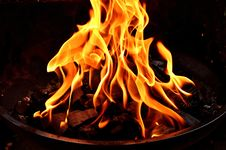 Free Flame, Fire, Heat, Bonfire Royalty Free Stock Images - 113153119