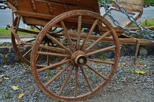 Free Wheel, Spoke, Wagon, Cart Royalty Free Stock Images - 113156489