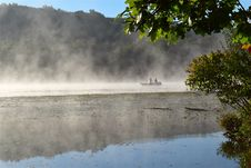 Free Water, Body Of Water, Reflection, Mist Royalty Free Stock Image - 113157596