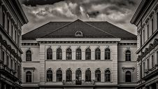 Free Landmark, Building, Black And White, Classical Architecture Royalty Free Stock Photography - 113159837