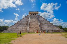 Free Historic Site, Maya Civilization, Landmark, Maya City Stock Photos - 113162423