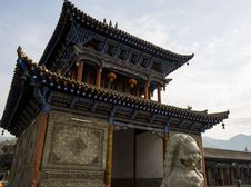 Free Chinese Architecture, Historic Site, Building, Temple Stock Image - 113163011