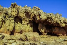 Free Rock, Badlands, Formation, Outcrop Stock Photography - 113164182