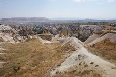 Free Badlands, Ecosystem, Shrubland, Escarpment Royalty Free Stock Photos - 113168558