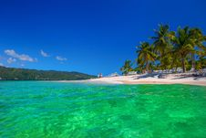 Free Sea, Coastal And Oceanic Landforms, Tropics, Caribbean Royalty Free Stock Images - 113240959