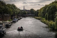 Free Waterway, Canal, Water, River Royalty Free Stock Images - 113241729