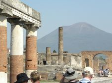 Free Historic Site, Column, Ancient Roman Architecture, Ruins Stock Photography - 113241732