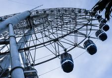 Free Ferris Wheel, Sky, Tourist Attraction, Structure Stock Photo - 113241760