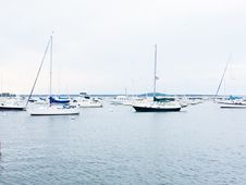 Free Photography Of Sailboats In The Sea Royalty Free Stock Images - 113295039