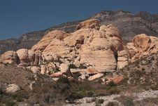 Free Mountains Peaks Las Vegas Stock Image - 11337991
