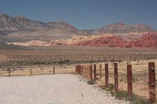 Free Mountains  Las Vegas Royalty Free Stock Photo - 11338005