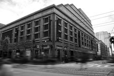 Free Grayscale Photography Of City Building Stock Photography - 113349702