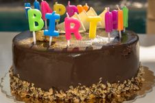 Free Cake, Chocolate Cake, Dessert, Birthday Cake Stock Photo - 113372640