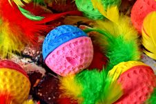 Free Easter Egg, Close Up, Feather Stock Photography - 113372822