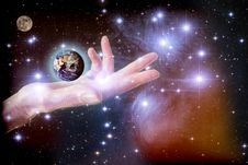 Free Universe, Atmosphere, Phenomenon, Sky Royalty Free Stock Images - 113372899