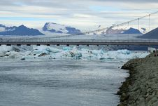 Free Water, Glacier, Glacial Landform, River Stock Images - 113373124