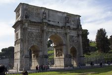 Free Arch, Historic Site, Triumphal Arch, Archaeological Site Royalty Free Stock Image - 113373196