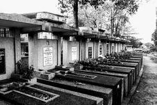 Free Black And White, Monochrome Photography, Cemetery, Monochrome Stock Photo - 113373230
